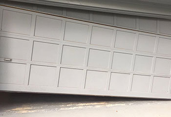 Garage Door Off Track | Whisper Walk | Boca Raton, FL